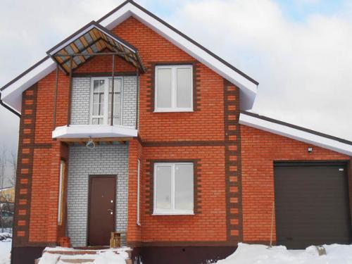 Сколько стоит построить дом из кирпича 2019. Цена дома из кирпича