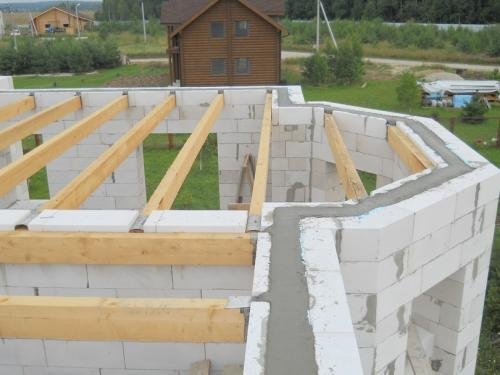 Перекрытия дома частного дома. Межэтажные перекрытия в частном доме