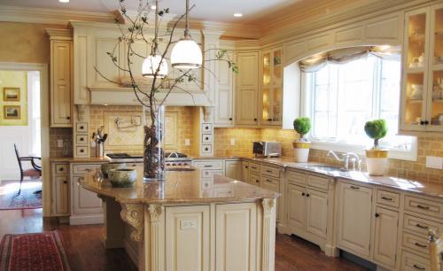 Кухня в неаполитанском стиле. Характерные особенности