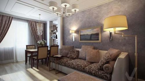Ремонт в 3 комнатной квартире в панельном доме. Как сделать ремонт в трехкомнатной квартире?