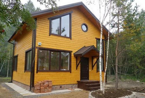 Деревянный каркас стены. Как быстро и недорого построить каркасный дом своими руками