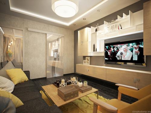 Квартира 60 кв м дизайн. Дизайн квартиры 60 кв. м. Стили дизайнов и их применение.