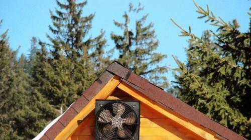 Как сделать вентиляцию в частном доме естественную. Как сделать вентиляцию в частном доме?