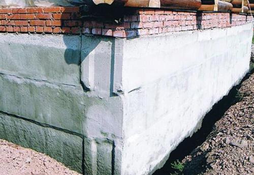 Ремонт кирпичного фундамента деревянного дома. Как отремонтировать кирпичный дом