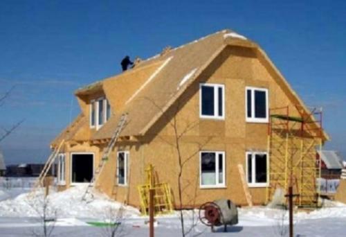 Строительство дома из сэндвич-панелей своими руками. Строительство домов из сэндвич-панелей: преимущества и недостатки
