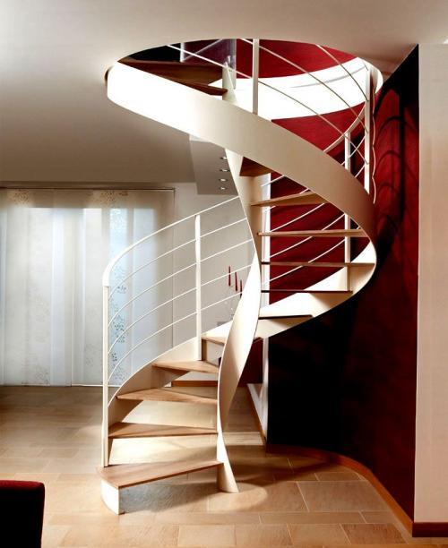 Металлическая винтовая лестница своими руками чертежи. Преимущества и недостатки изготовления винтовых лестниц своими руками