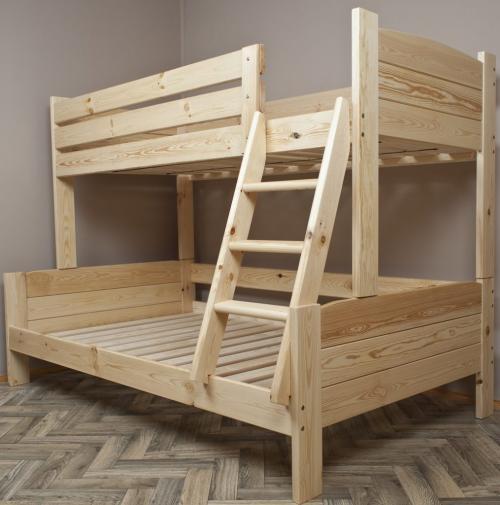 Детская кровать своими руками из дерева. Детская кровать своими руками. Как собрать кровать для детей, двухъярусная, кровать-домик, чердак, трансформер