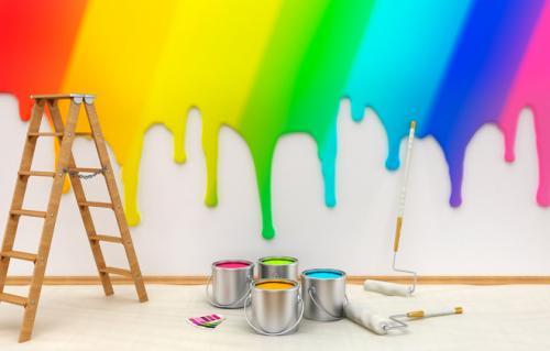 Масляная краска быстросохнущая. Какая краска для внутренней отделки высыхает быстрее всего?