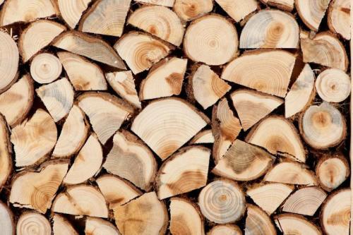 Как долго сохнут дрова в поленнице. Как наколоть дрова правильно?